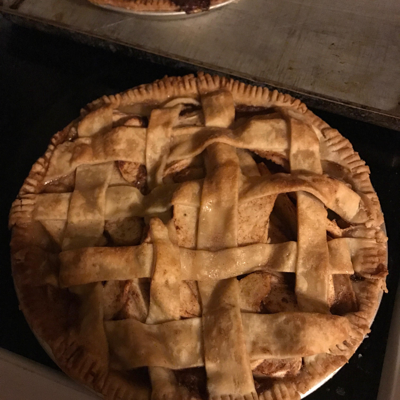Chef John's Caramel Apple Pie