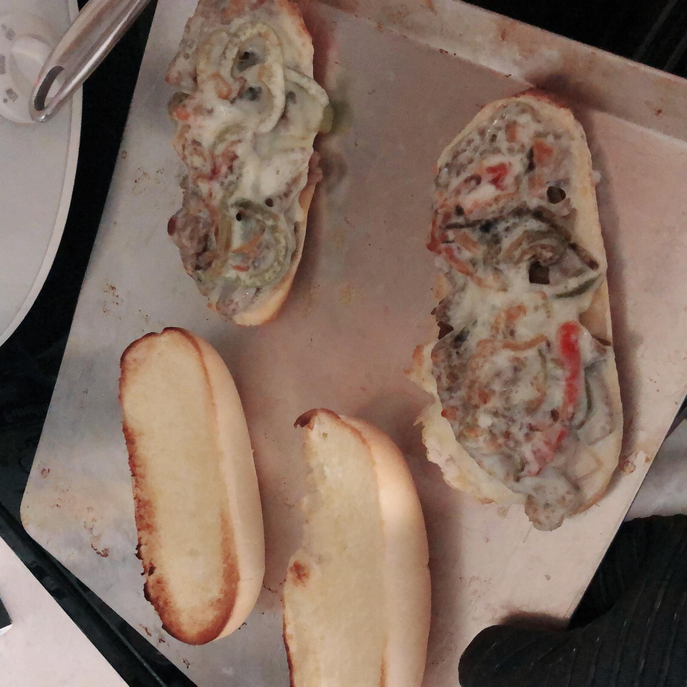 Slow Cooker Philly Steak Sandwich Meat gary