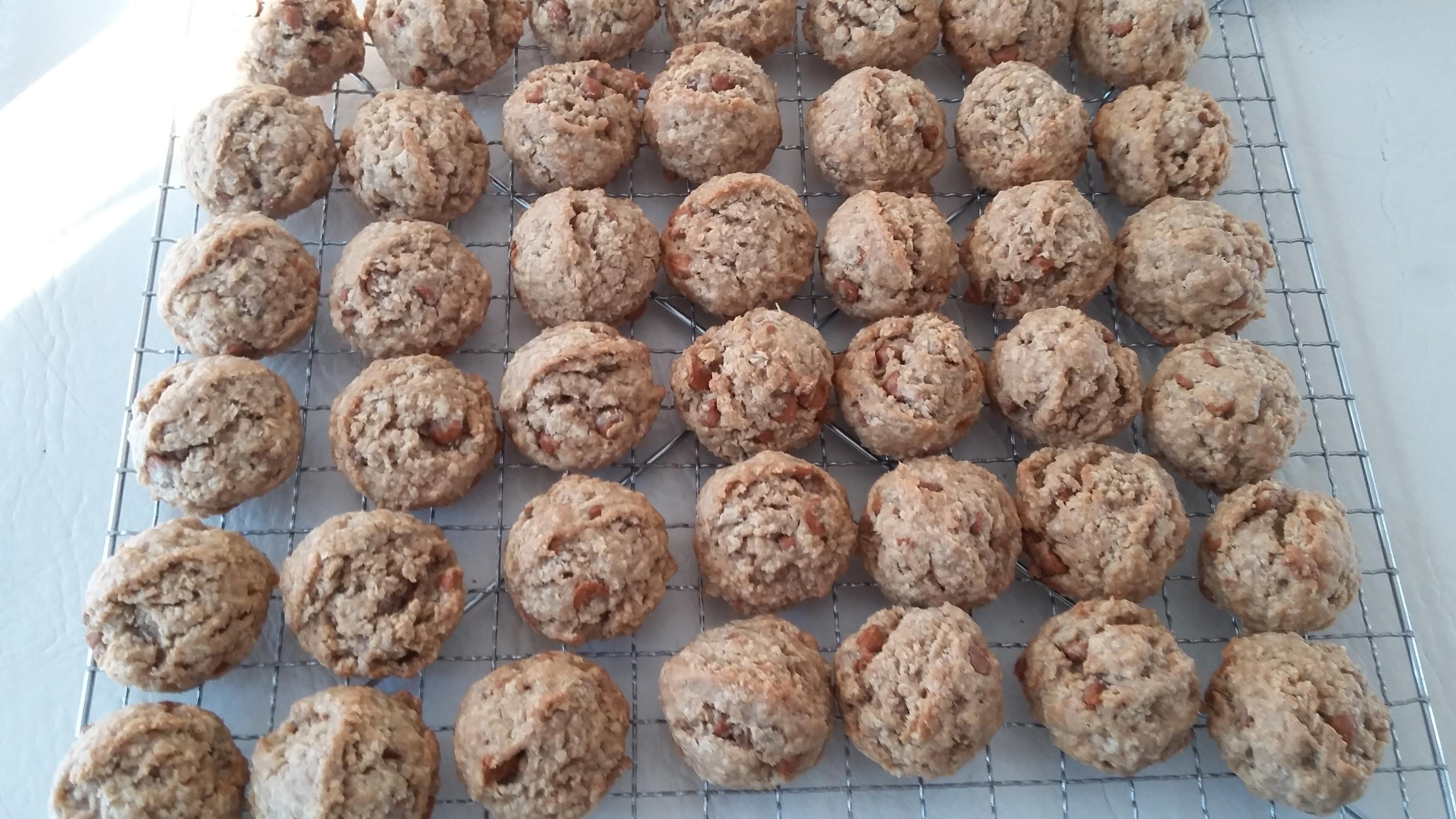 Oatmeal Cinnamon Cookies the4taals