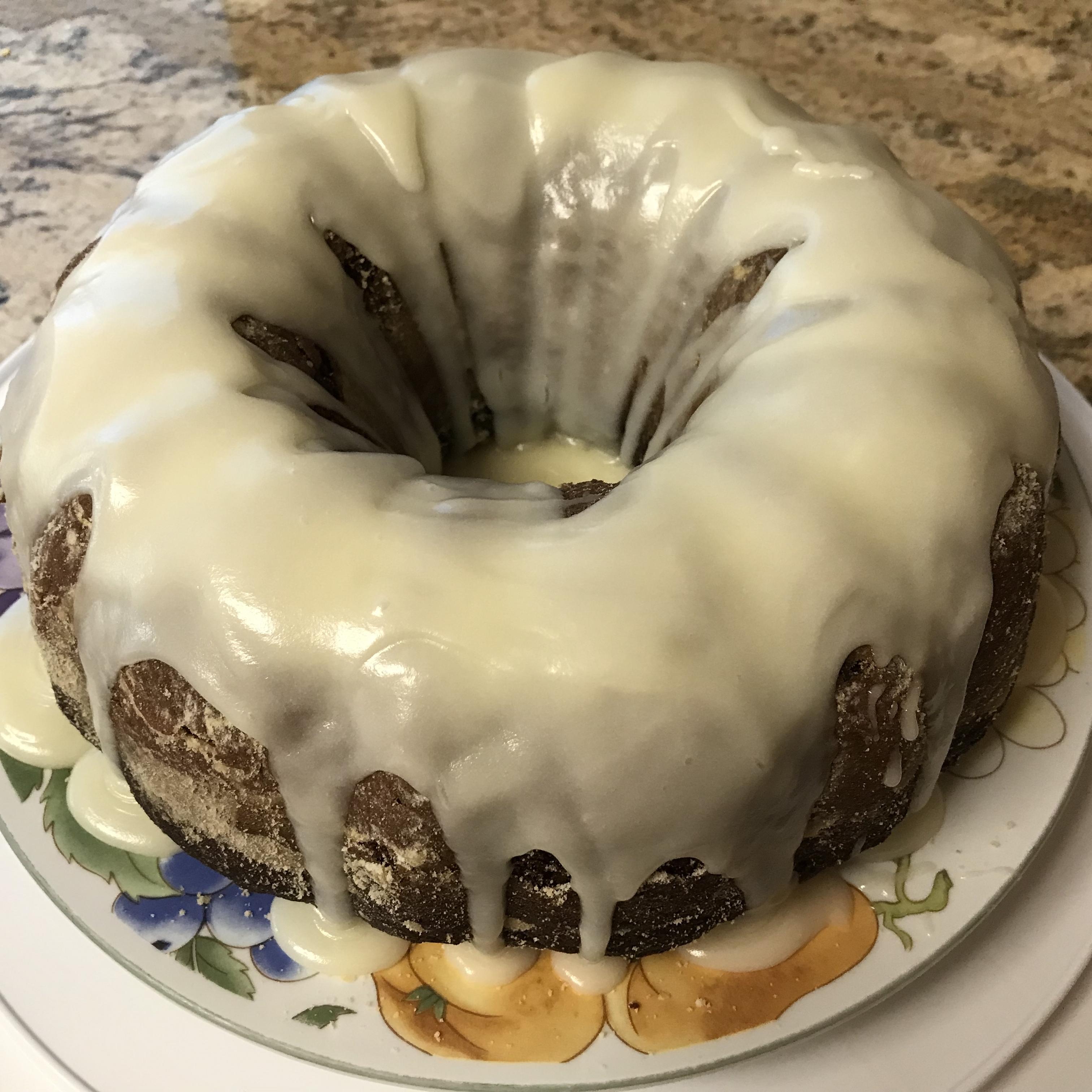 Chocolate Pumpkin Bundt® Cake Jerry Maas