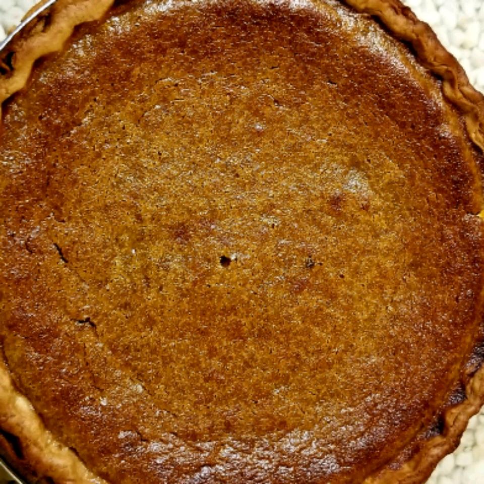 Fresh Sugar Pumpkin Pie Kathy Heiner