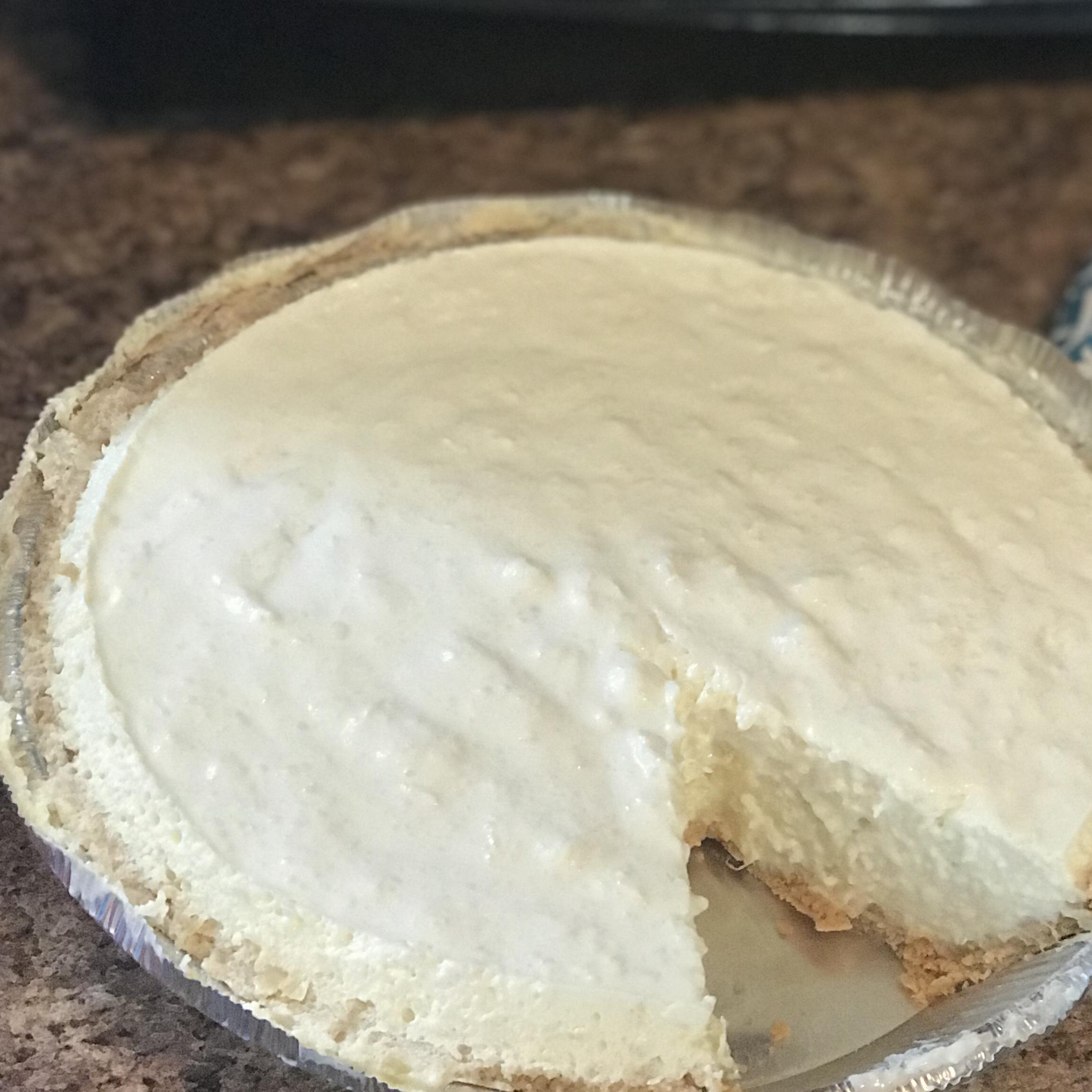 Jim's Pineapple Cheese Pie Paula Rushing