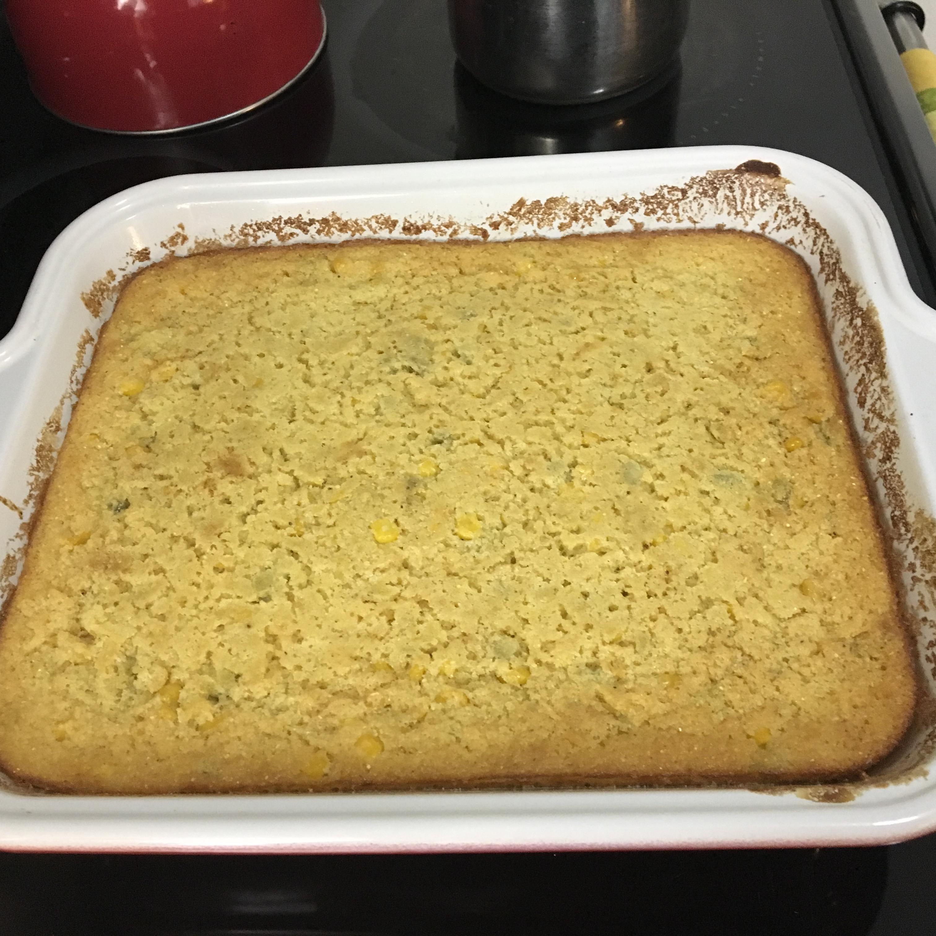 Thanksgiving Corn Casserole Beth Coyne