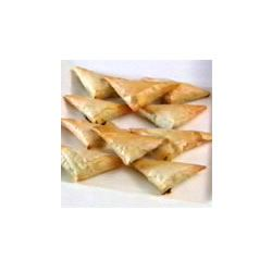 Cheese Filled Triangles WHICHCRAFTER