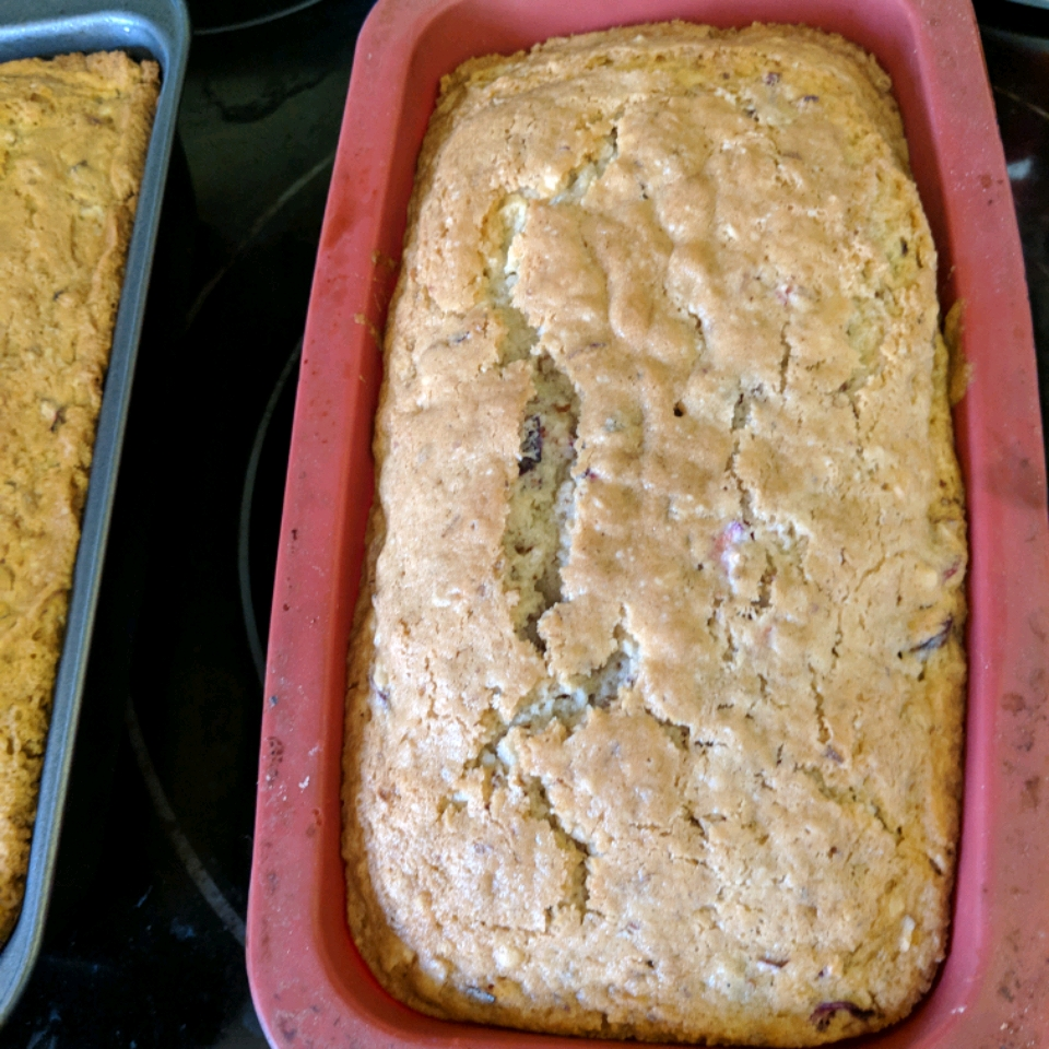 Cranberry Orange Walnut Bread Molly