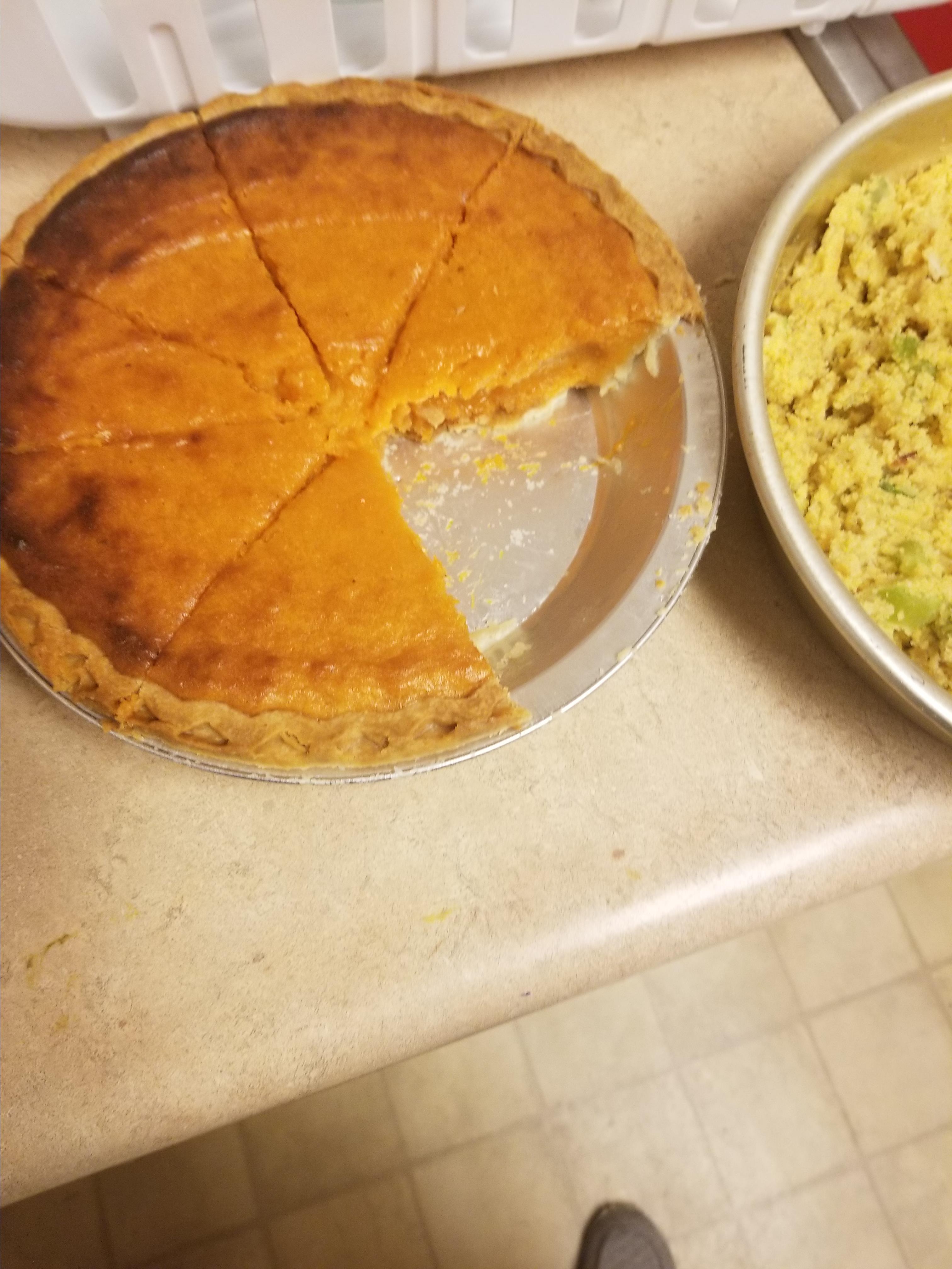 Sweet Potato Pie III