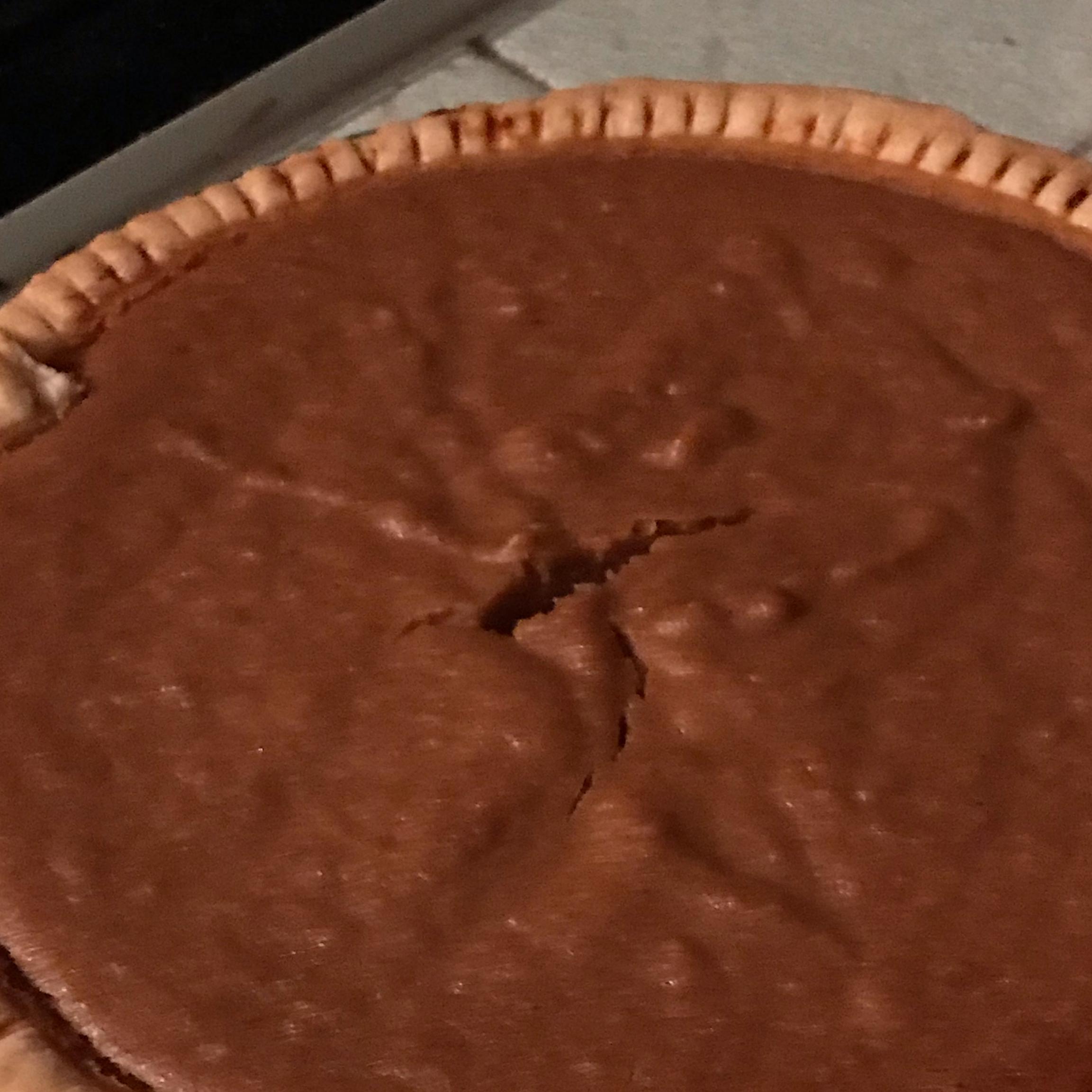 Sara's Pumpkin Pie