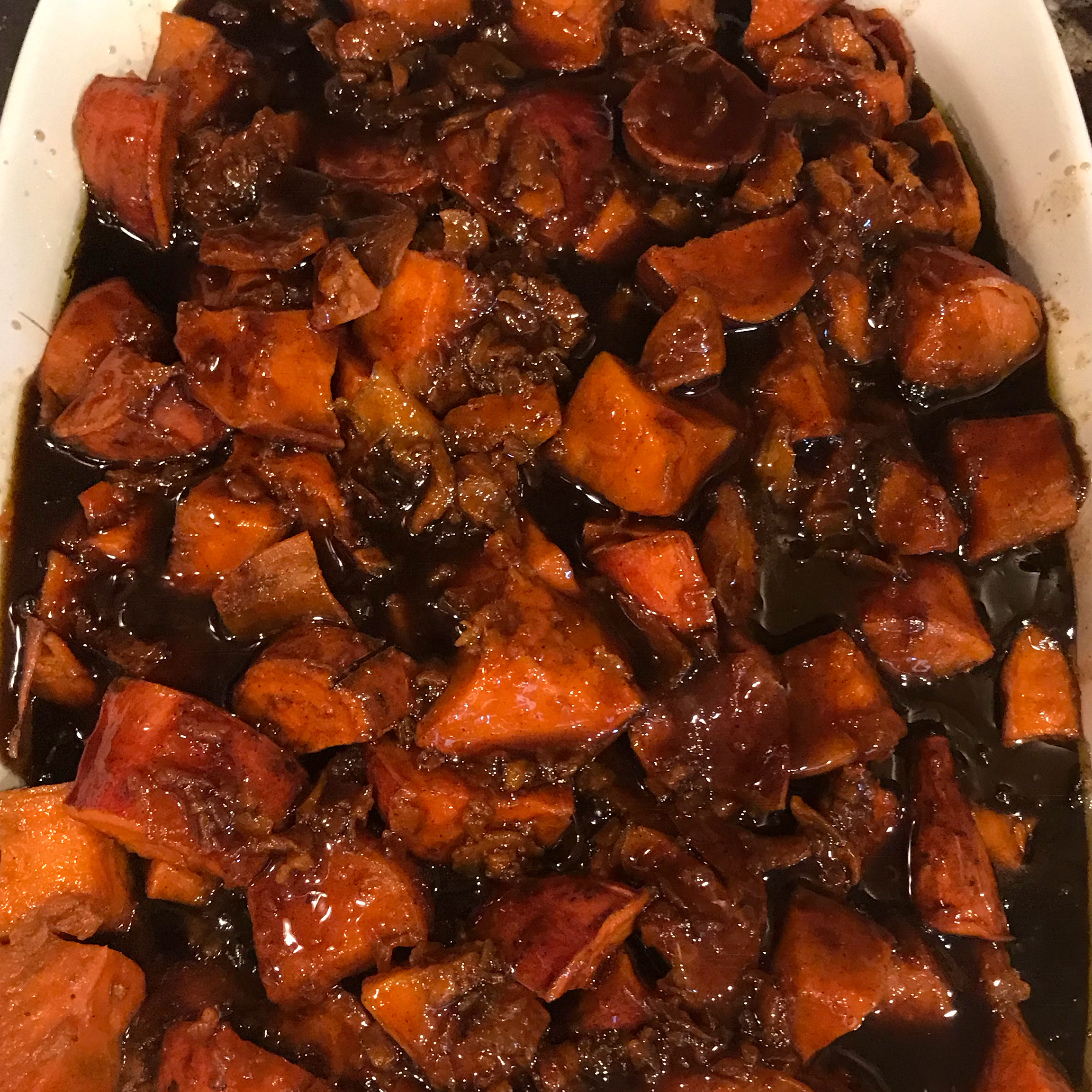 Yummy Candied Yams