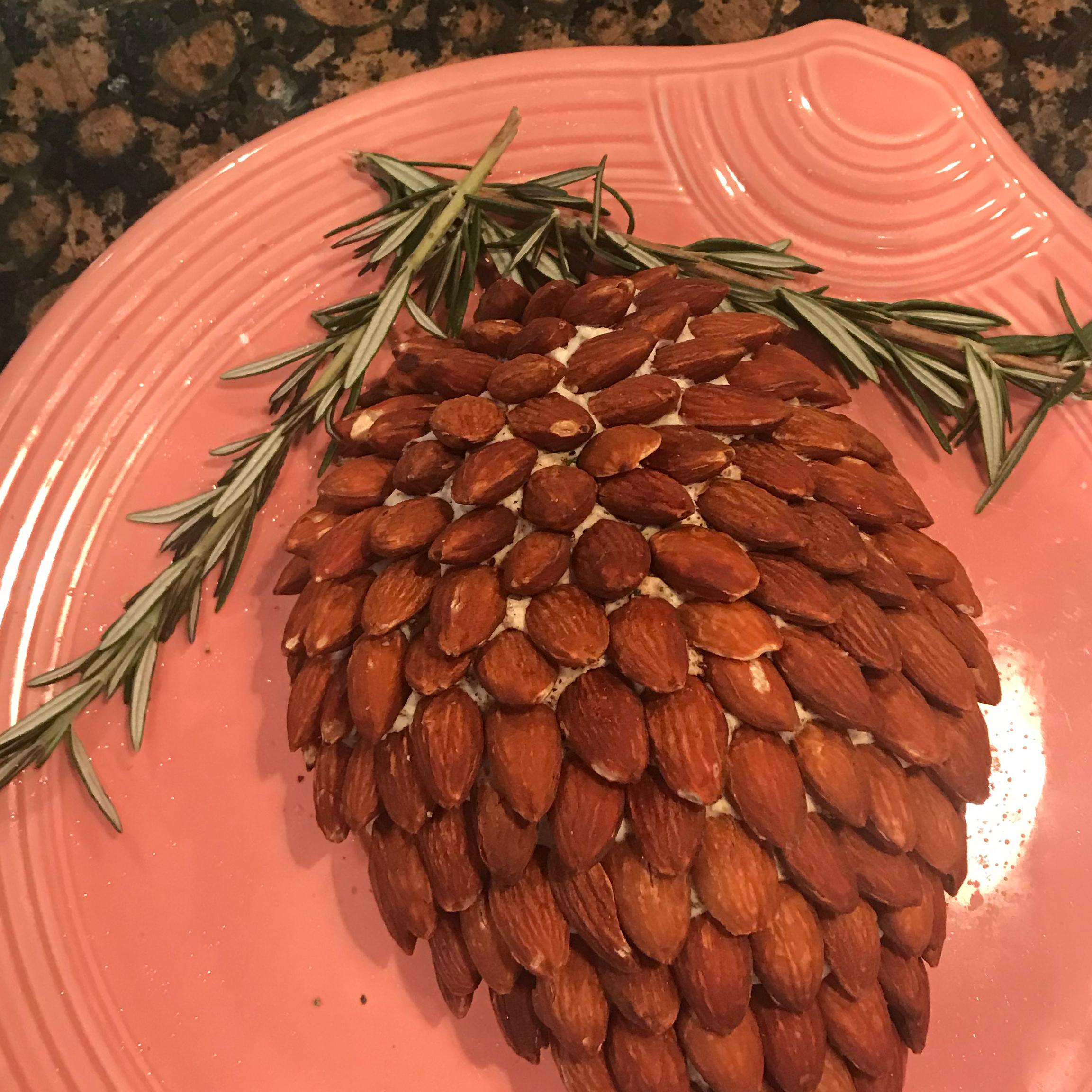 Pine Cone Cheese Ball