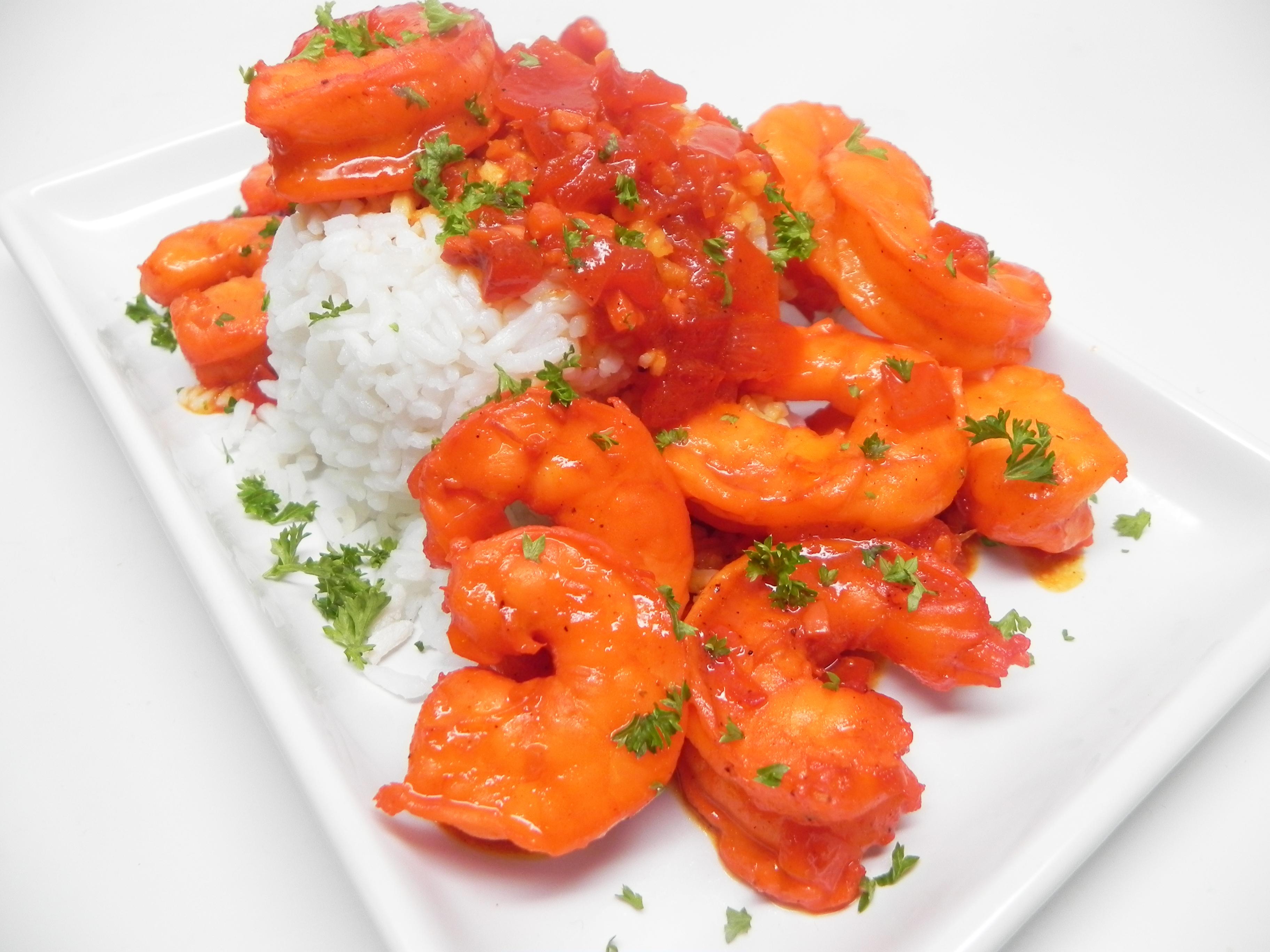 Easy Shrimp Mozambique Soup Loving Nicole