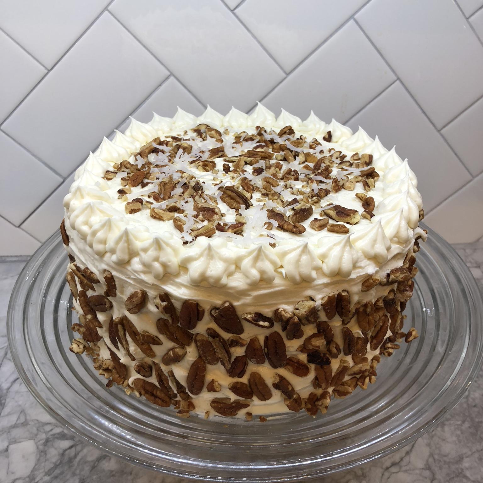 Italian Cream Cake I NikVan
