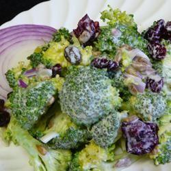 Broccoli Salad Molly