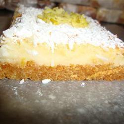 Creamy Lemon Squares Reggie Hernandez Piedraverde B