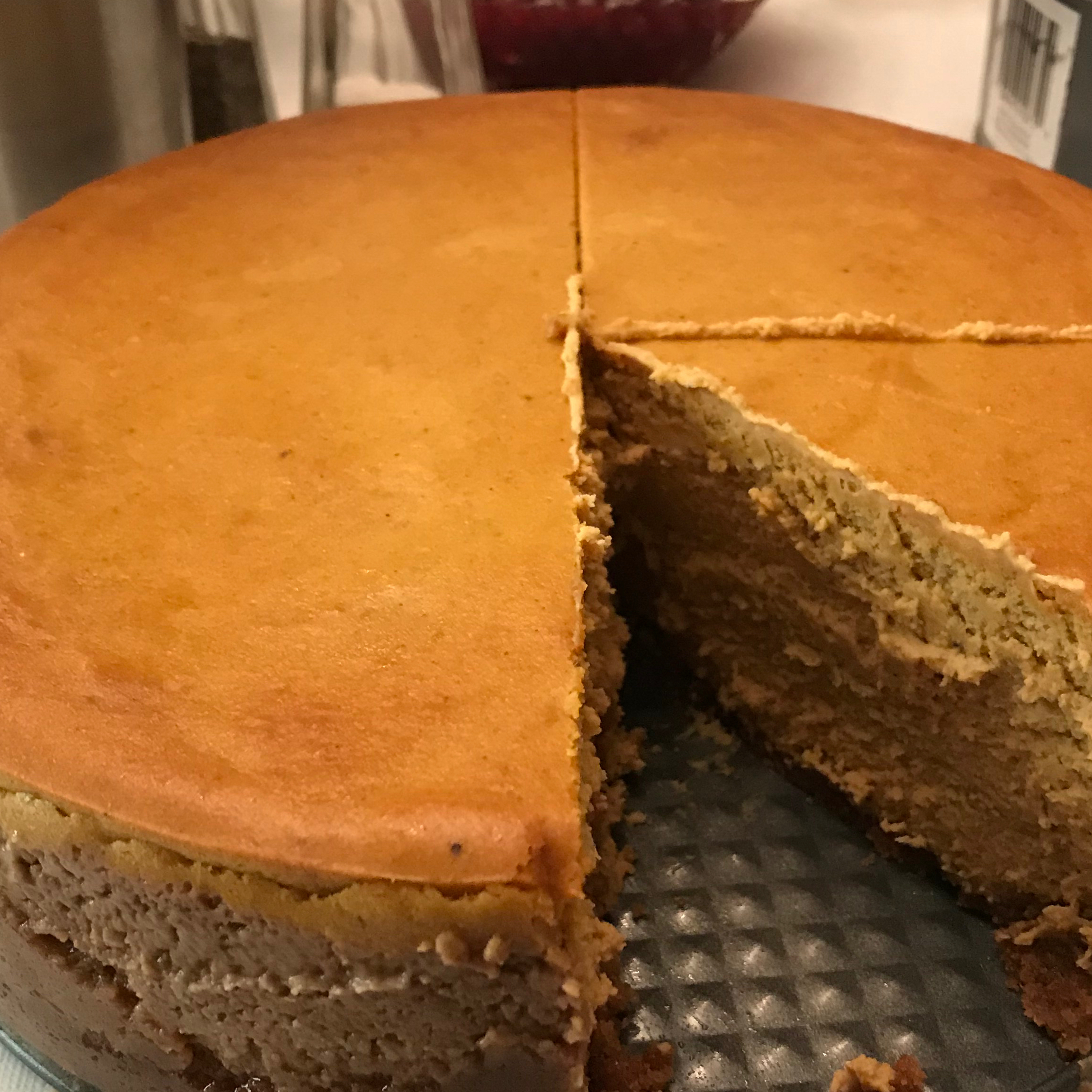 How to Make Pumpkin Cheesecake Timothy C. Parks