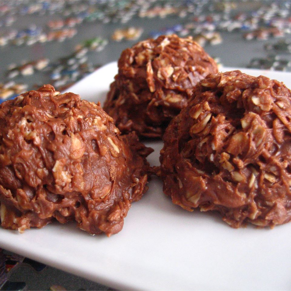 No Bake Cookies III