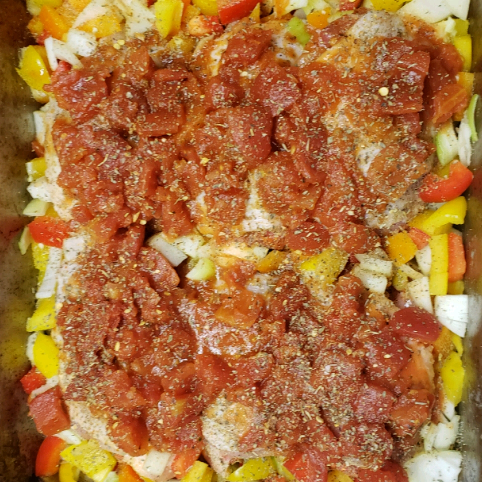 Spicy Stuffed Chicken Thighs