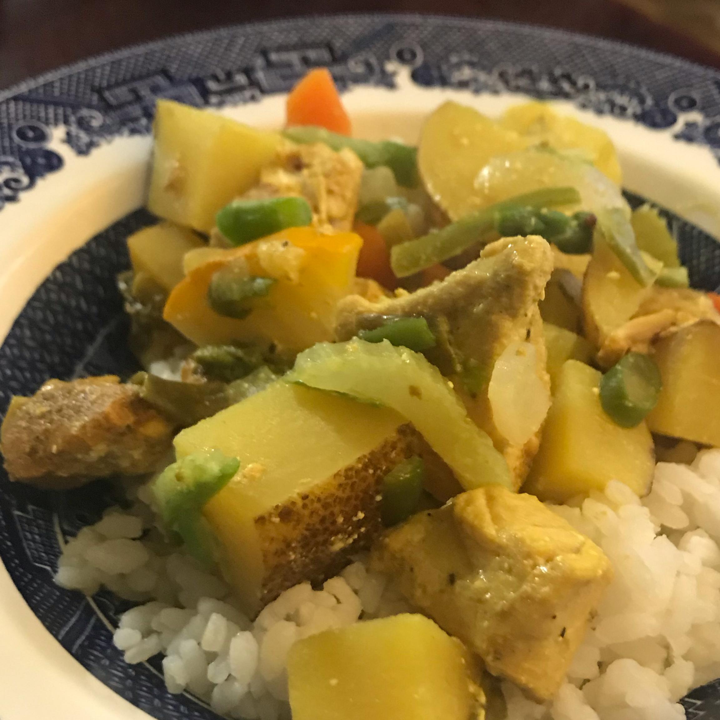chicken claridge stew recipe