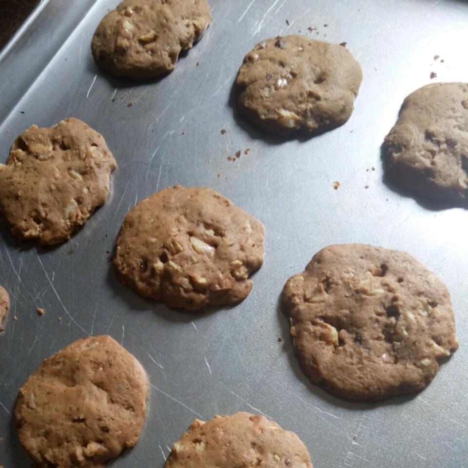 Black Walnut Cookies I