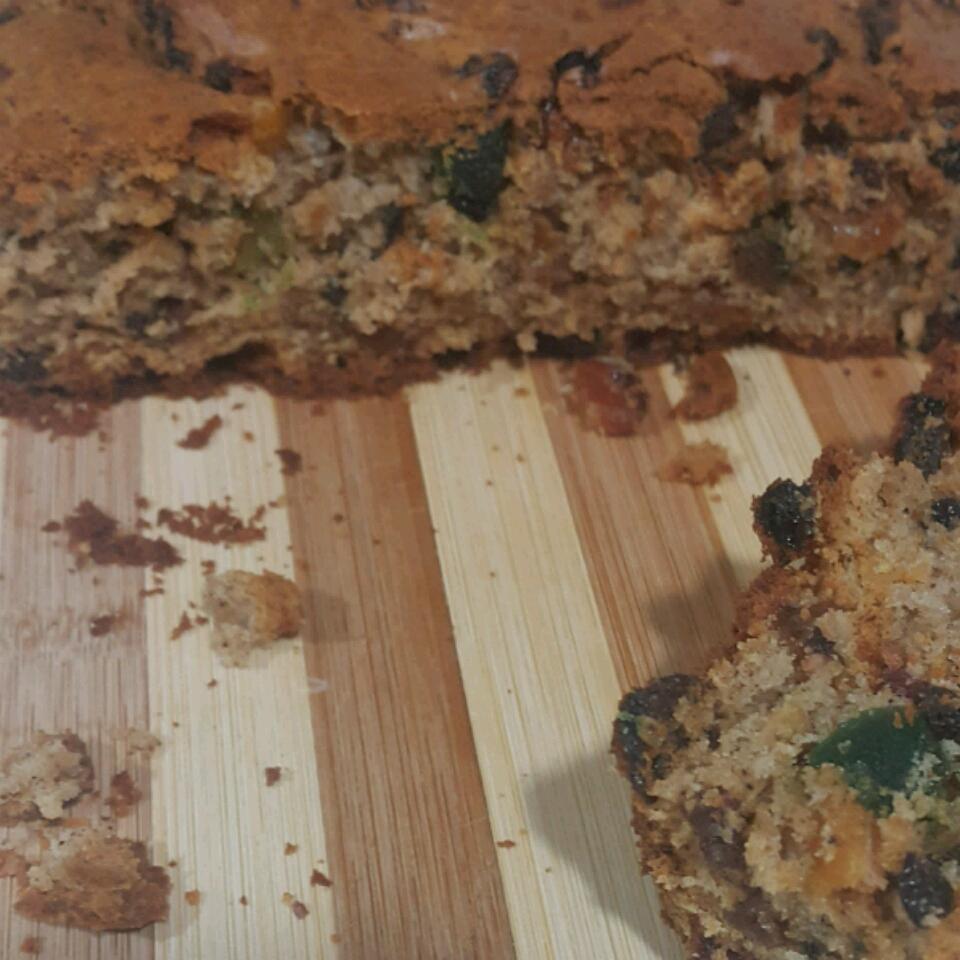 Quick and Easy British Fruitcake Faslie Miller