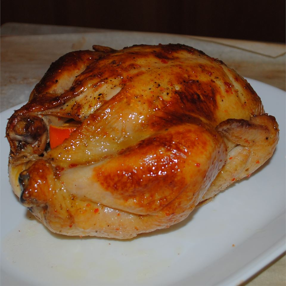 Sweet and Spicy Baked Chicken