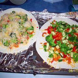 Vegetable Quesadillas grimmy35