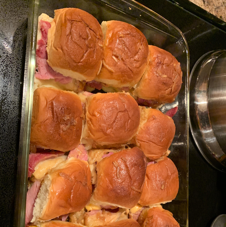 Ham and Sweet Potato Soup