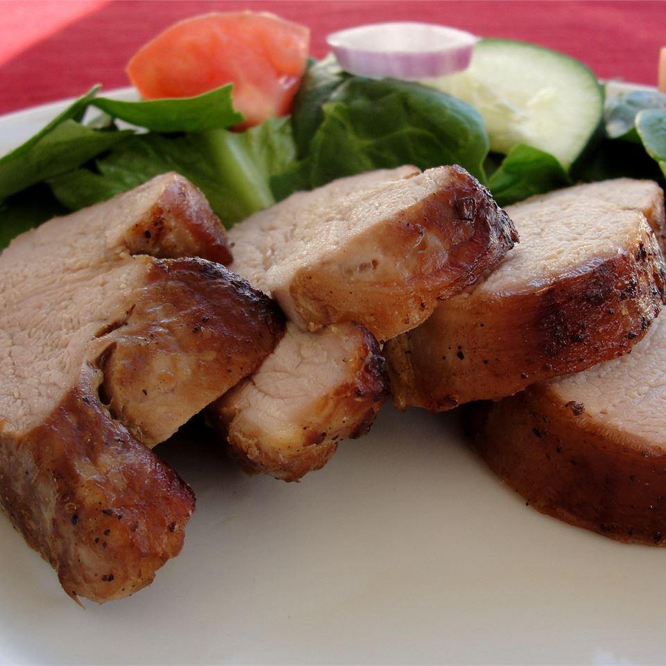 Teriyaki Pork Tenderloin