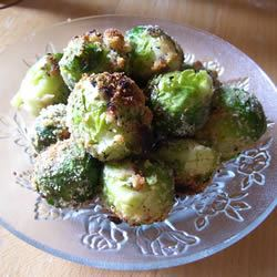 Breaded Brussels Sprouts beth