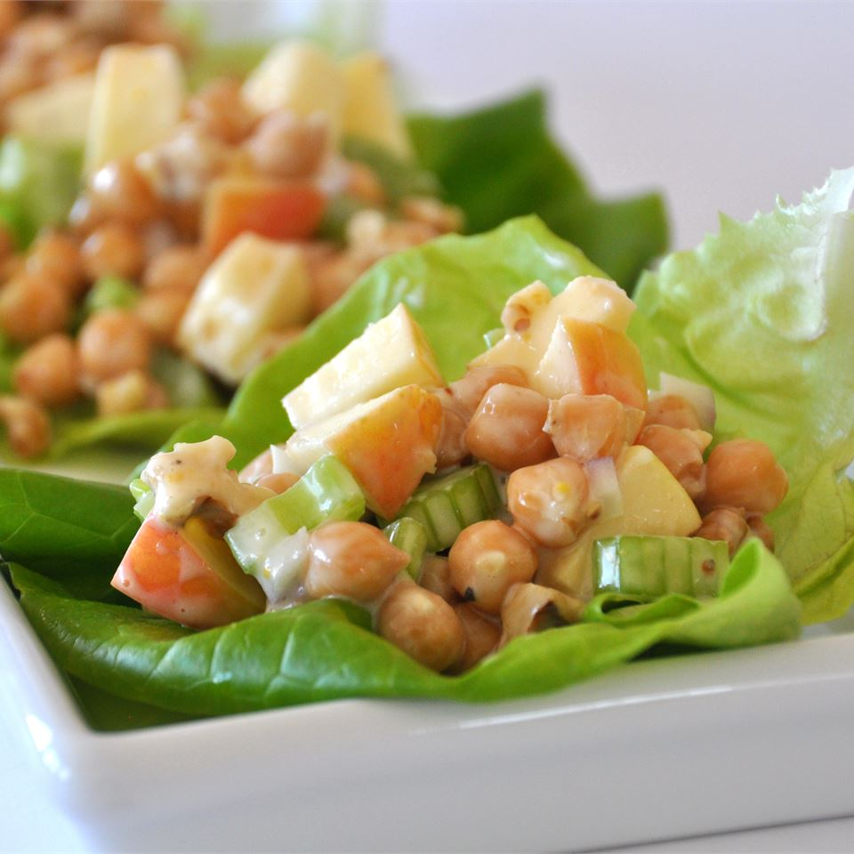 Garbanzo Bean Salad Dottie