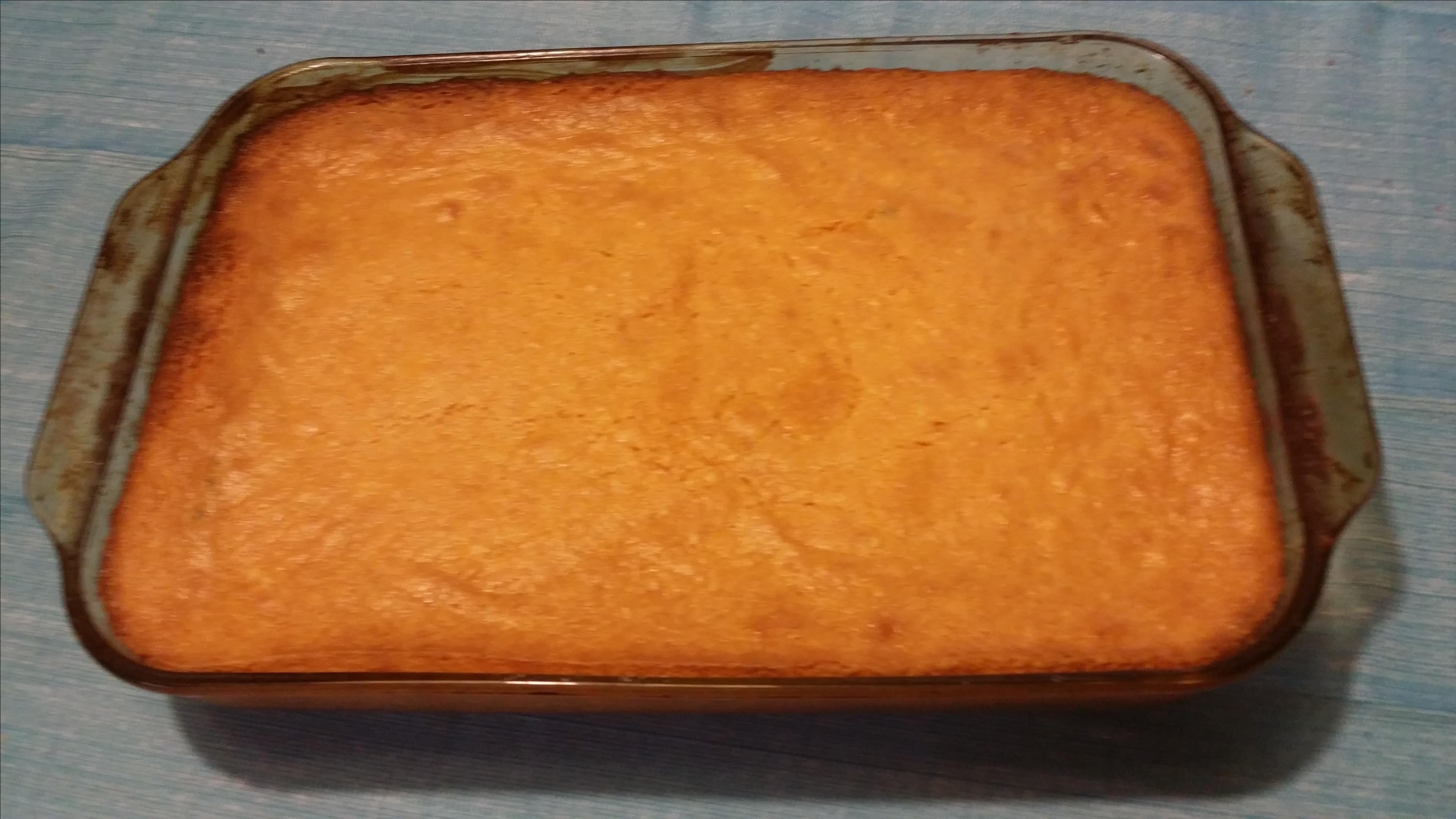 Gooey Sweet Potato Butter Cake Susan White