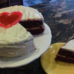 Southern Red Velvet Cake FTWRTHDAVIS