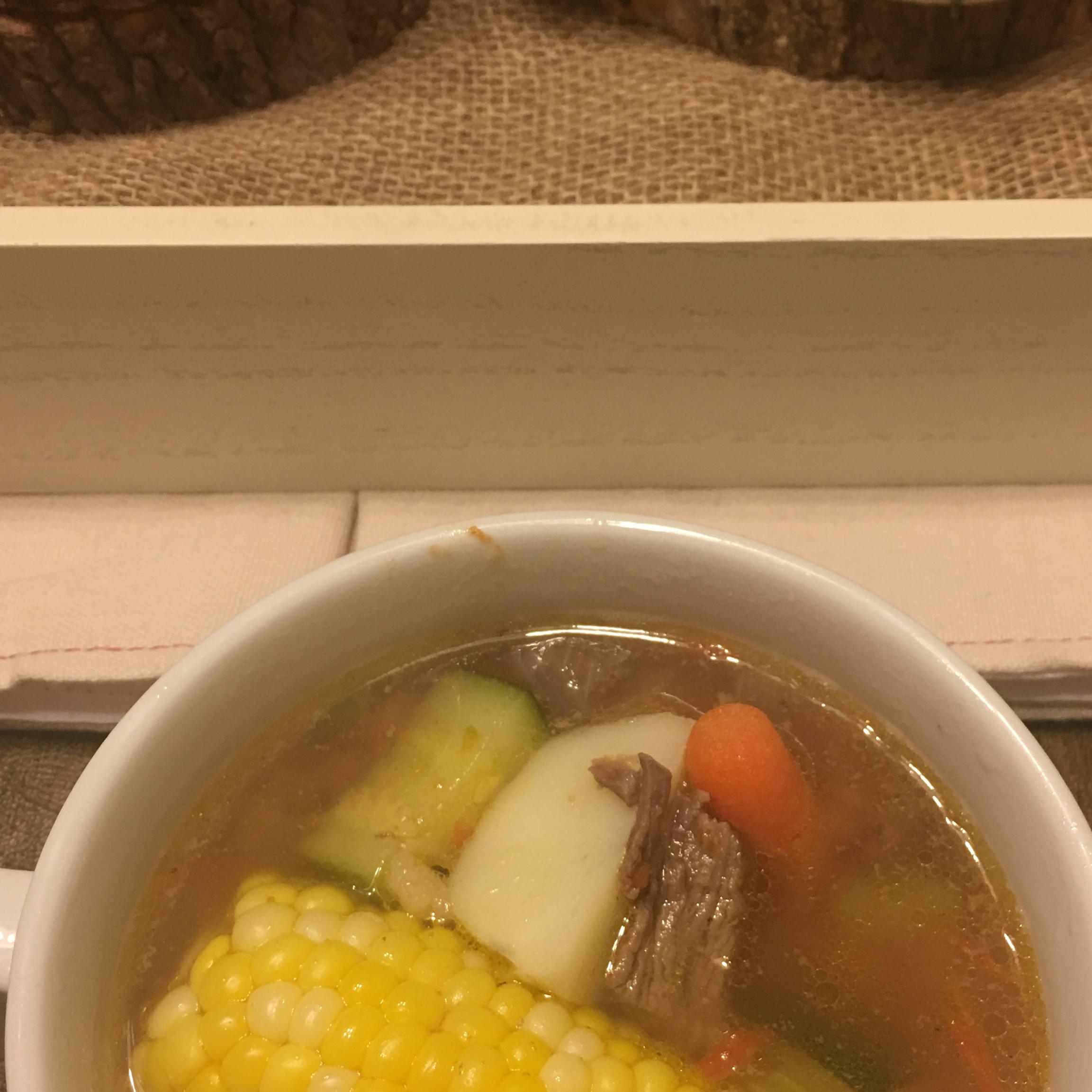Caldo de Res (Mexican Beef Soup) cookingmom