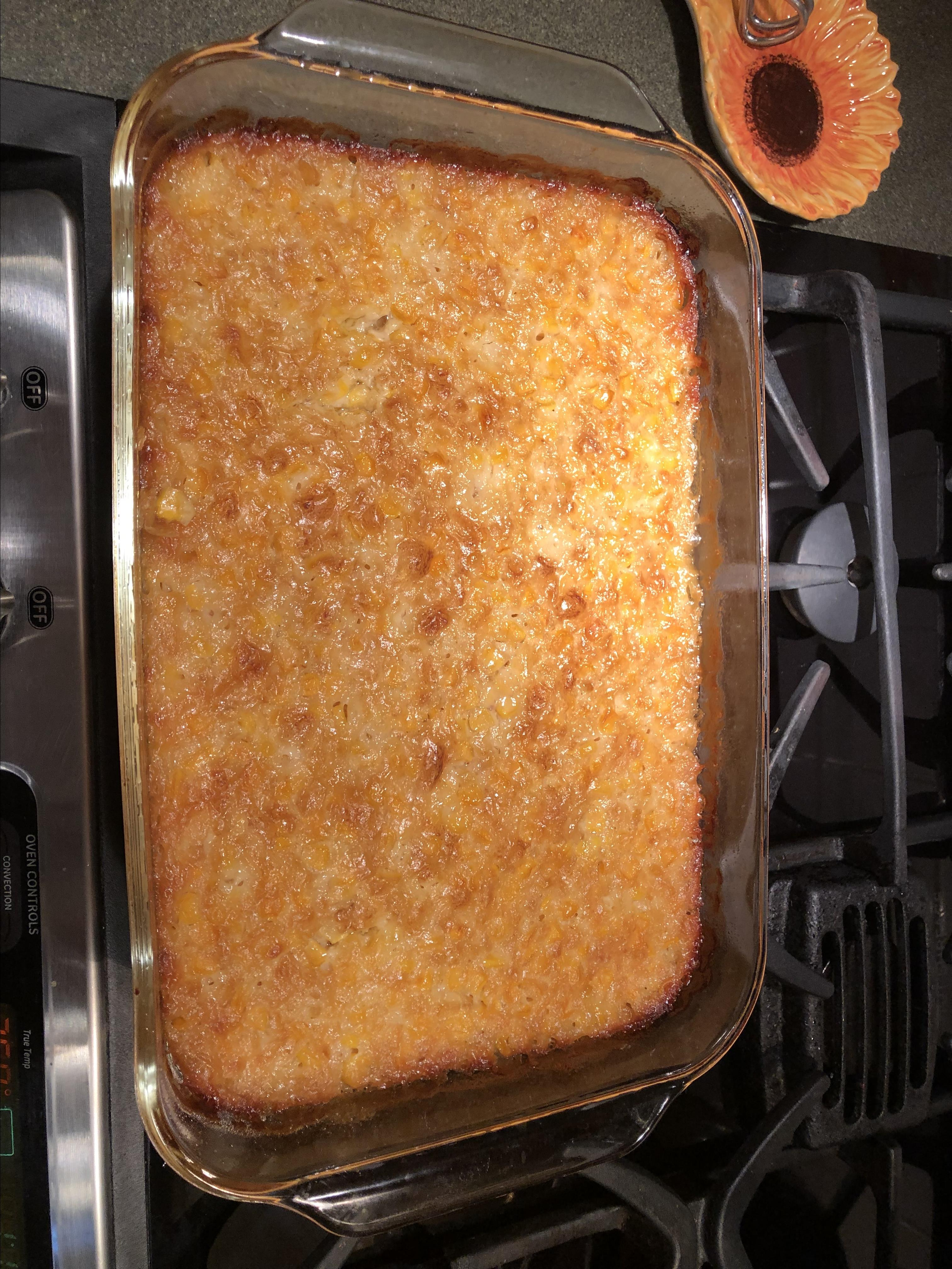 Kathy's Southern Corn Pudding