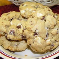 Triple Chocolate Chip Cookies Stephanie Watts