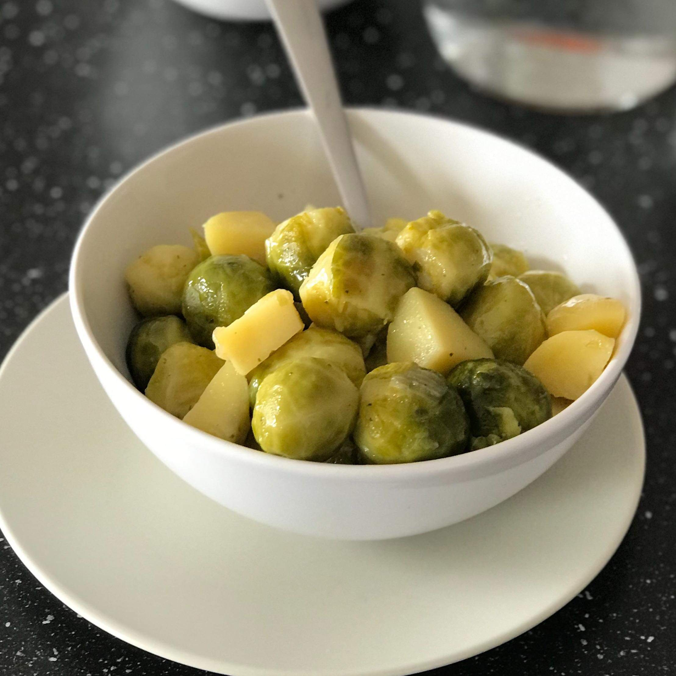 Instant Pot® Roasted Brussels Sprouts