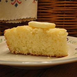 Basic Buttermilk Corn Bread