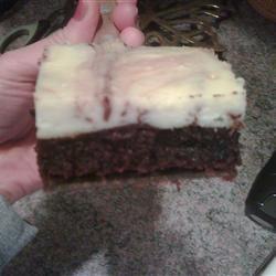 Cheesecake Brownies bessiedarlin