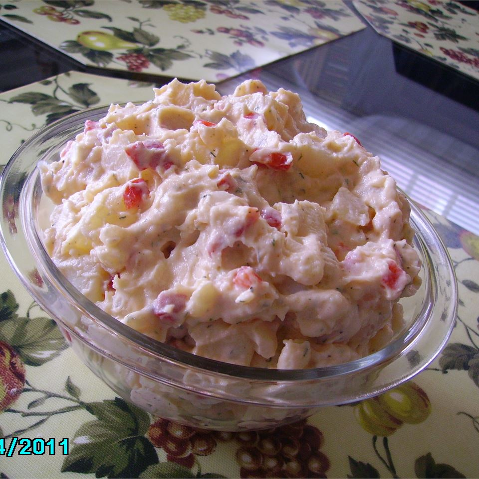Spicy Dill Potato Salad Christina