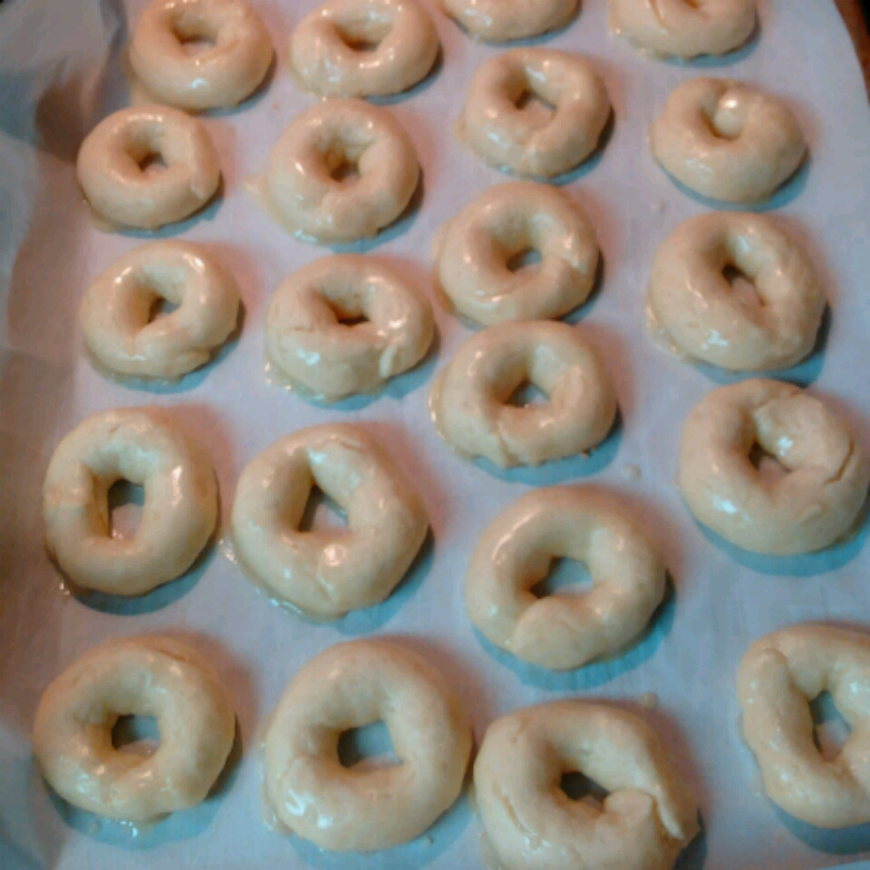 Kathy's Italian Cookies
