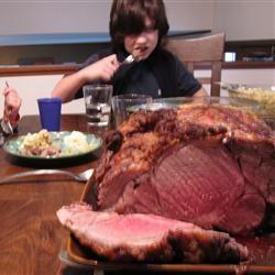 Restaurant-Style Prime Rib Roast
