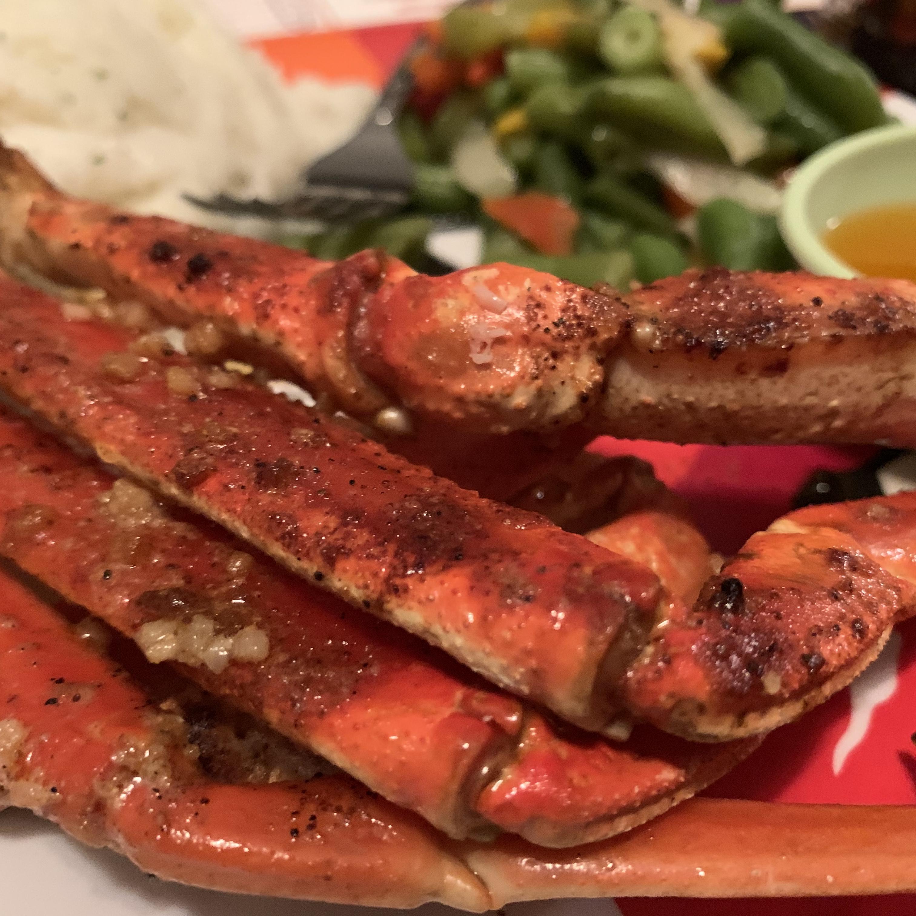 King Crab Legs J.Queen