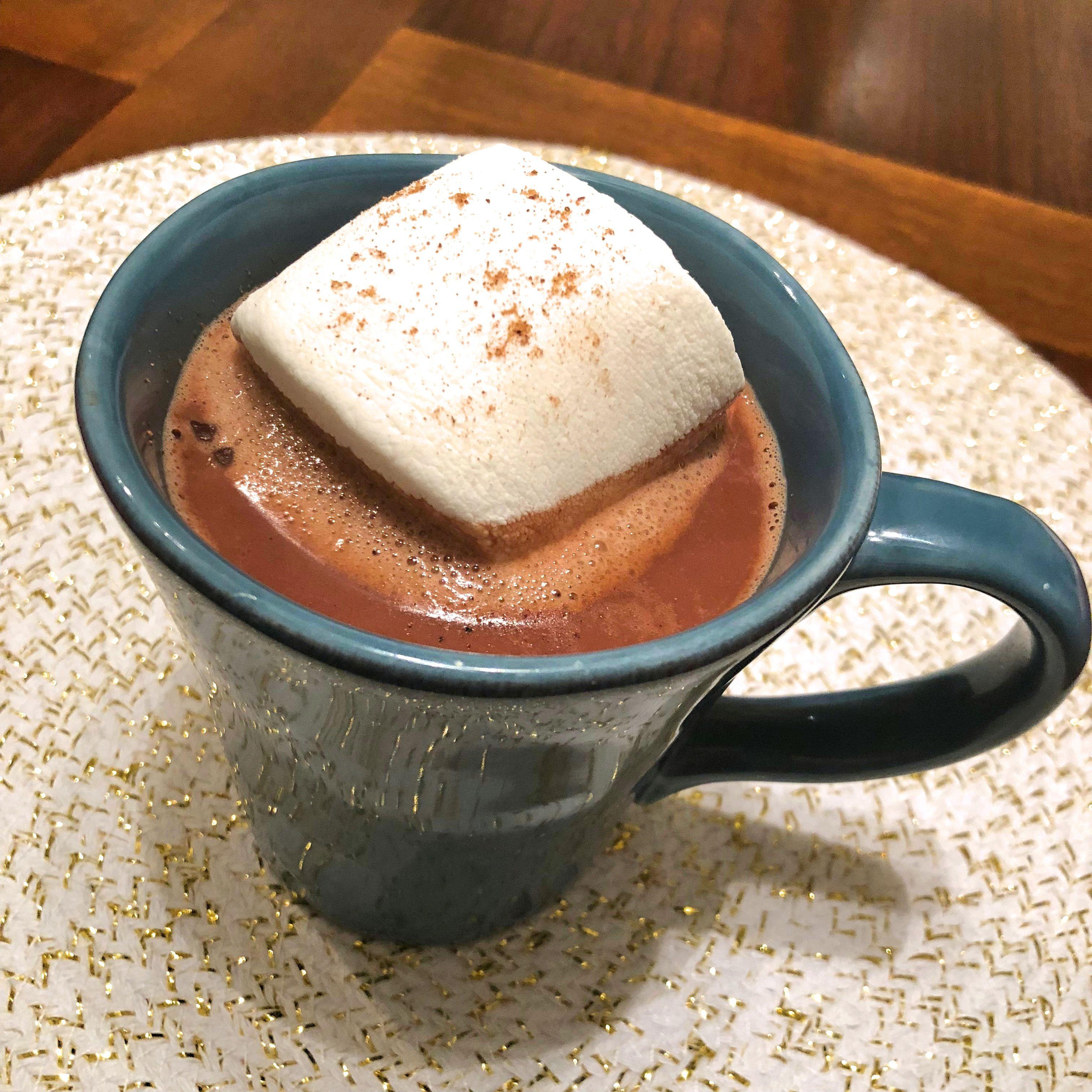 Baileys Almande Hot Cocoa (Dairy Free) With Nutmeg Happyschmoopies