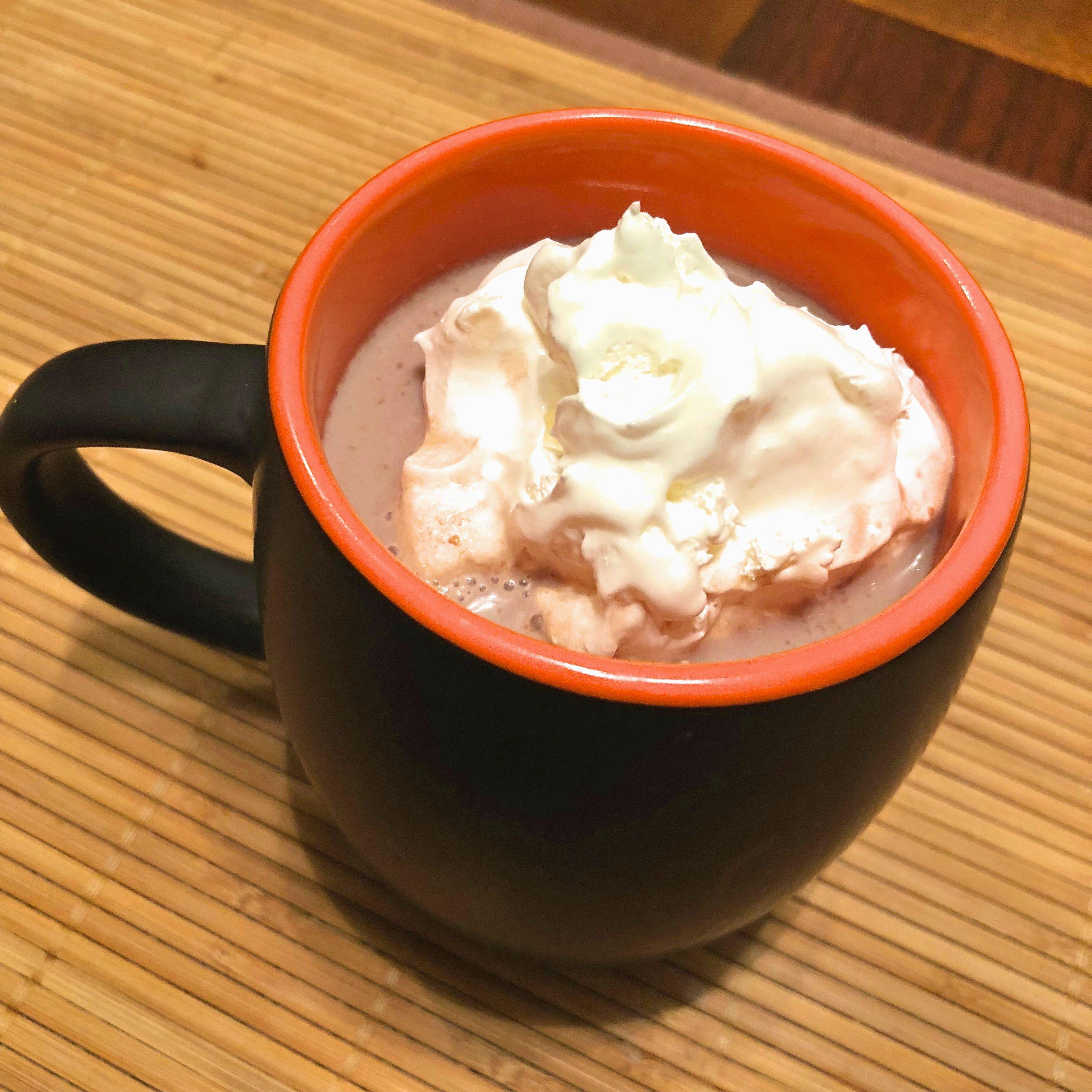 Baileys Almande Dairy-free Almondiest Hot Chocolate Happyschmoopies