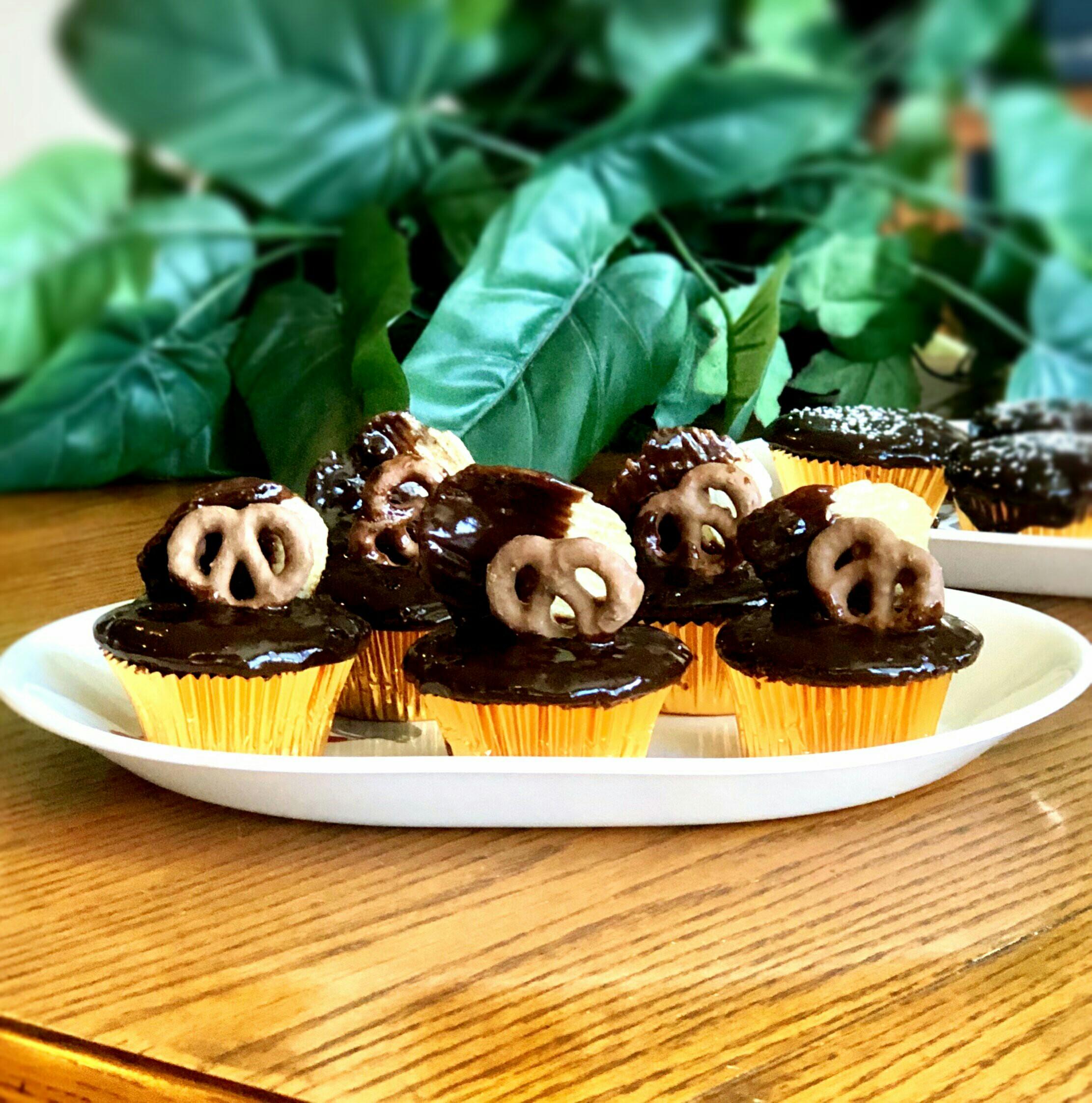 Baileys Chocolate Mini Cakes