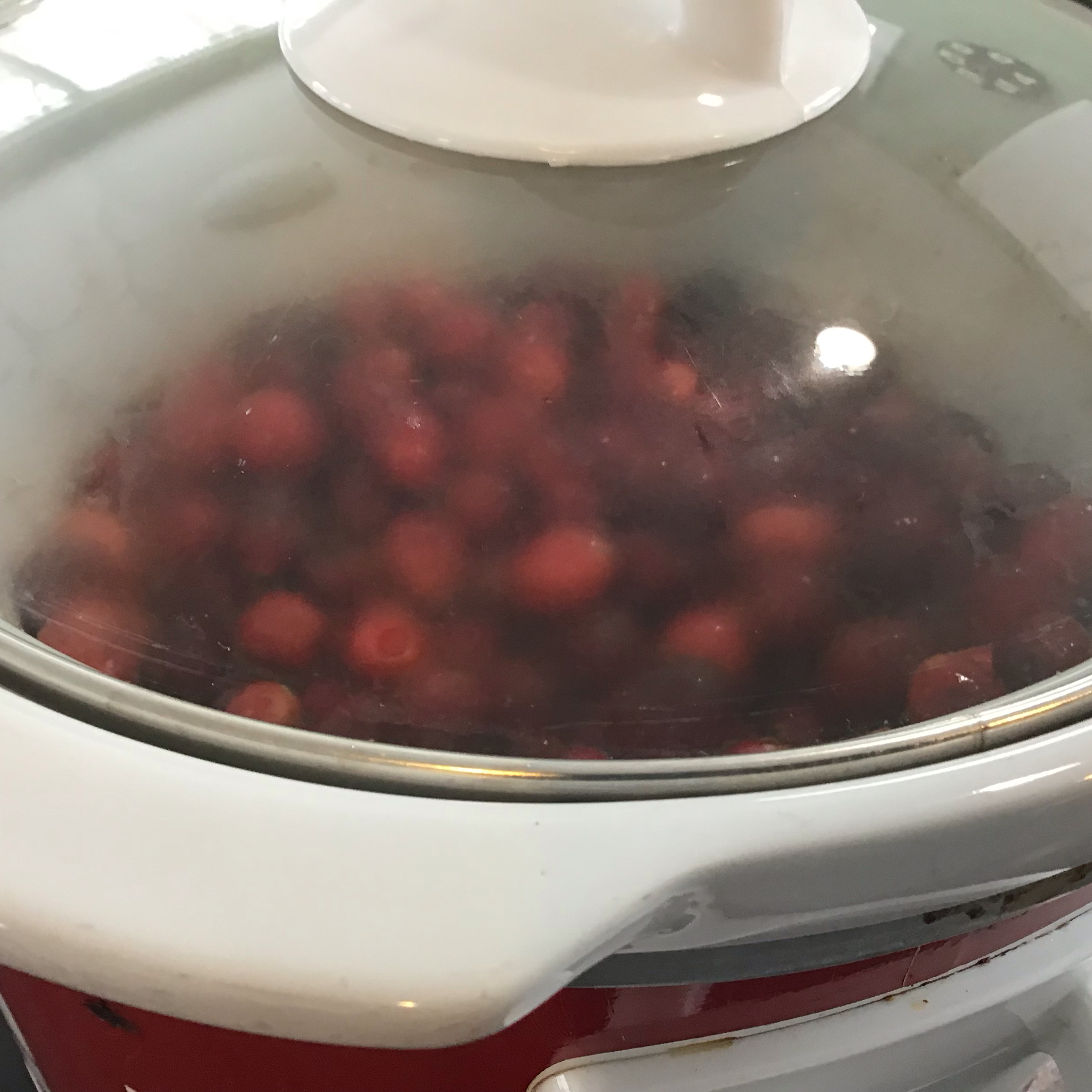 Slow Cooker Cranberry Sauce Chris Doornbos
