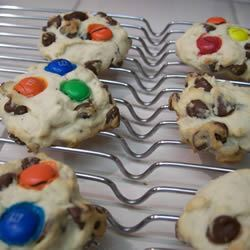 Chocolate Chip Shortbread Cookies I Suzanne Laberge