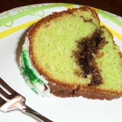 Pistachio Nut Bundt Cake