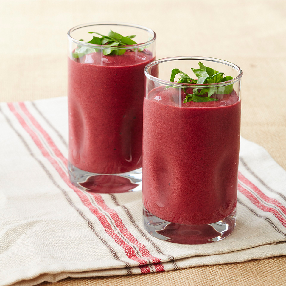 Super Berry Smoothies Diabetic Living Magazine