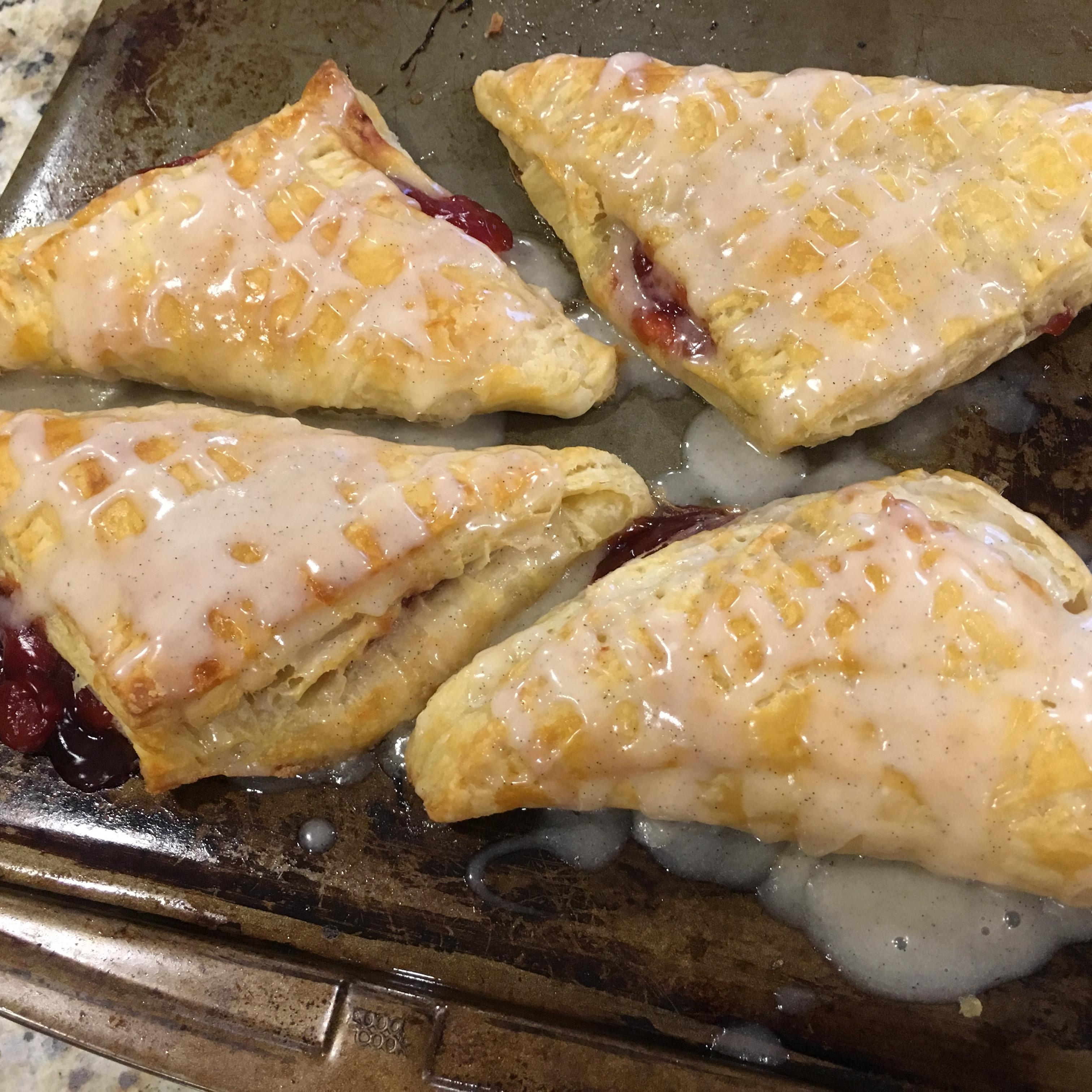 Puff Pastry Sara Butcher