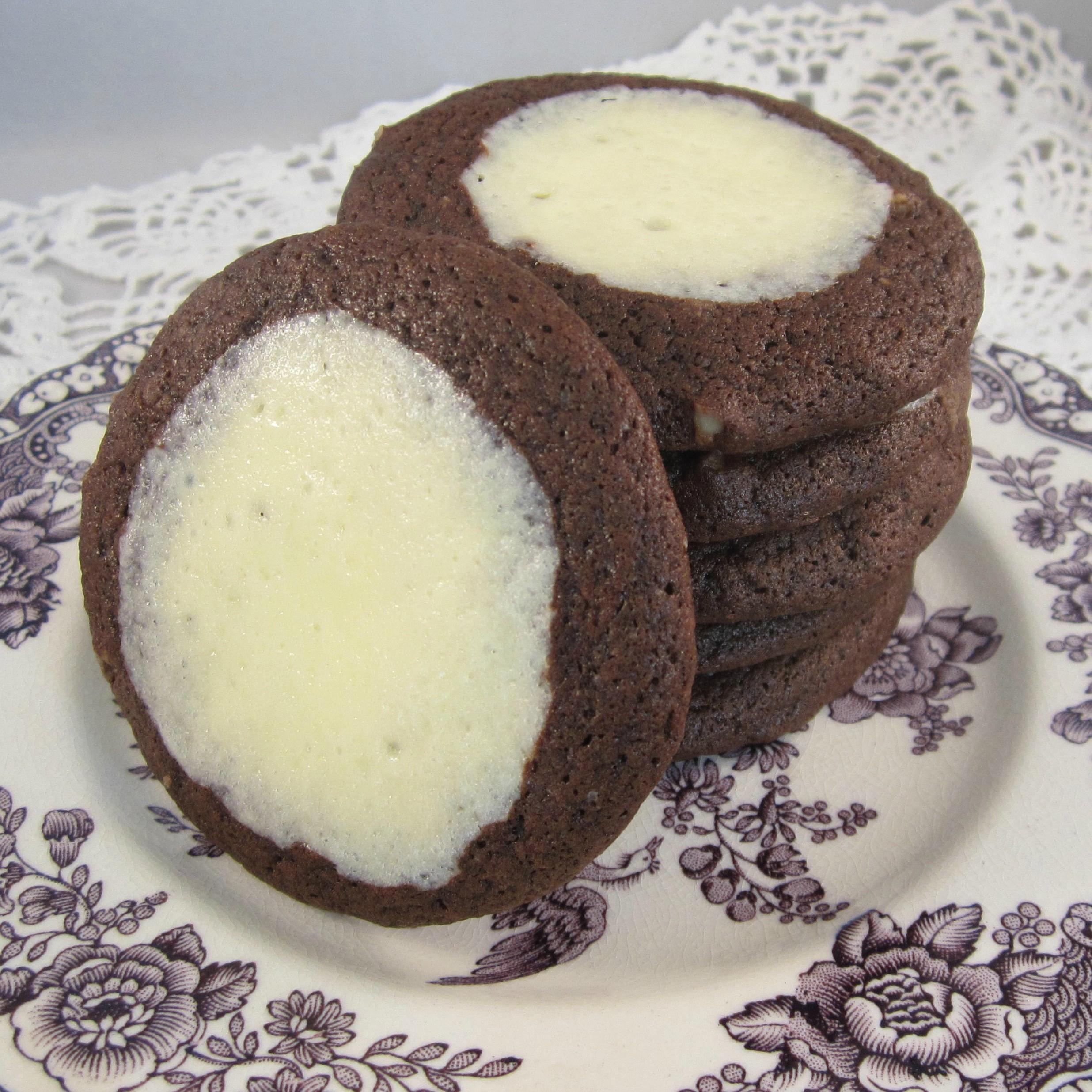 Chocolate-Cheesecake Cookies